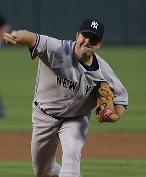 Cory Lidle - Lidle with the New York Yankees in 2006