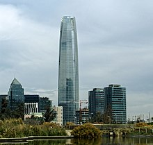 Image illustrative de l'article Gran Torre Santiago