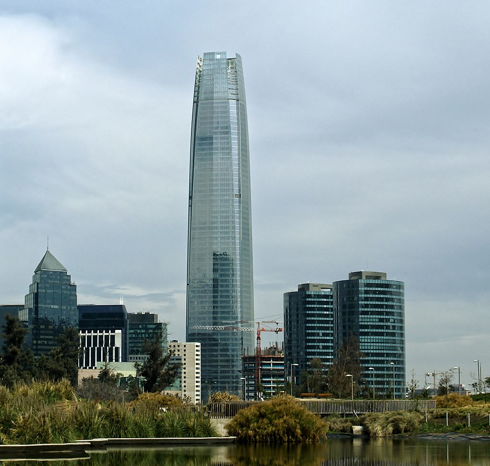 Costanera Center Sep. 13