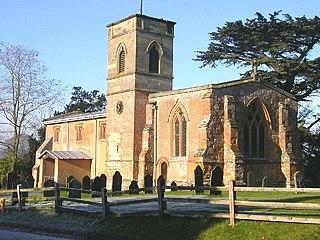 Cotesbach Human settlement in England