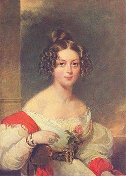 Countess Claudine Rhédey von Kis-Rhéde, Countess of Hohenstein.jpg
