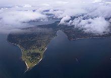 Frog Rock Bainbridge Island