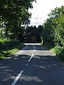 Country road junction - geograph.org.uk - 564289.jpg