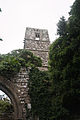 Court Friary Tower from South Transept 2010 09 23.jpg