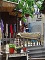 Courtyard Scene in Moldavanka - Former Jewish Quarter - Odessa Ukraine - 01 (26885754716).jpg