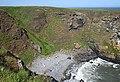 Cove near The Veshels - geograph.org.uk - 1946838.jpg