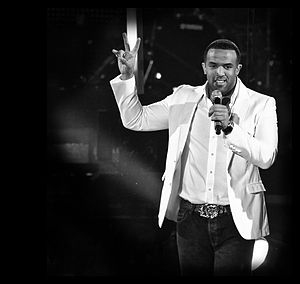 Craig David - Live in Madrid (12 December 2008)