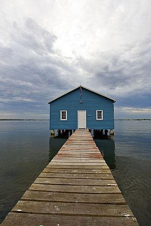 Crawley, Western Australia - Crawley Edge Boatshed