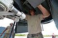 Crew chief inspect landing gear 140819-Z-DS155-007.jpg