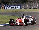 Cristiano da Matta 2003 Silverstone 3.jpg