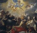 Cristo en gloria con santos (Mattia Preti).jpg