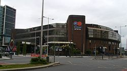 Cropped image of Motorpoint Arena (June 2014).JPG