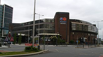 Motorpoint Arena Cardiff - Image: Cropped image of Motorpoint Arena (June 2014)