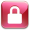 Crystal Clear action lock - pink.png