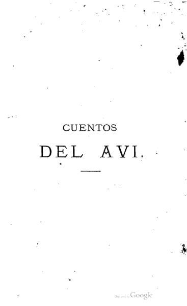 File:Cuentos del avi (1867).djvu