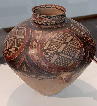 Majiayao culture - Image: Cultura de Majiayao
