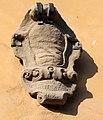 Cutigliano, palazzo dei capitani della montagna, stemmi 08, 1627.jpg