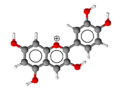 Cyanidin structure 3D.png