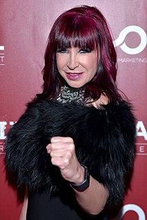 Cynthia Rothrock American actor and martial artist
