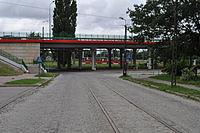 Częstochowa - old tram line 01.jpg