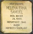 D-BW-RA-Rastatt - Stolperstein - SAMUEL, Helena Erna.png