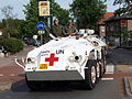 DAF YP-408 ambulance, UNIFIL 4371 UN, 44I, 127, Bridgehead 2011 pic2.JPG