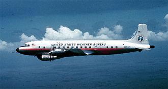 Douglas Aircraft Company - Douglas DC-6