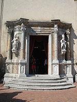 DSC00742 - Taormina - Chiesa di san Pancrazio - Foto di G. DallOrto