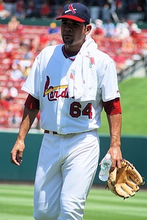 Jaime Garcia on July 20, 2008