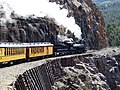 DURANGO AND SILVERTON RAILROAD - DURANGO, COLORADO.jpg