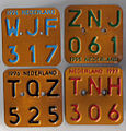 DUTCH MOPED plates 1994-97 - Flickr - woody1778a.jpg