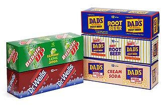 Dad's Root Beer - Image: Dad's Root Beer Co. Products in Cans