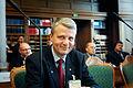 Dagfinn Hoybraten, nyvald president for Nordiska radet.jpg