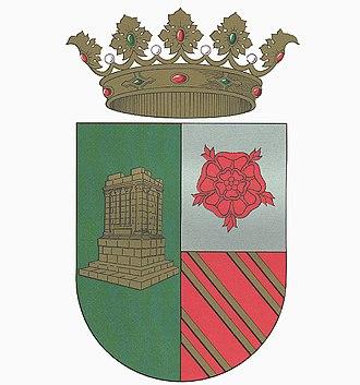 Daimús - Image: Daimus escudo
