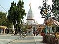 Daksheshwar Mahadev temple, Kankhal.JPG
