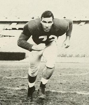 Dalton Truax - Truax pictured circa 1957 at Tulane