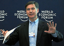 Dan Esty - World Economic Forum Annual Meeting 2011.jpg