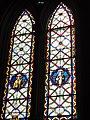 Dangé-Saint-Romain (Vienne) Église Saint-Pierre, vitrail 10.JPG