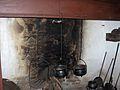 Daniel Boone Homstead 2009 fireplace HPIM3262.jpg