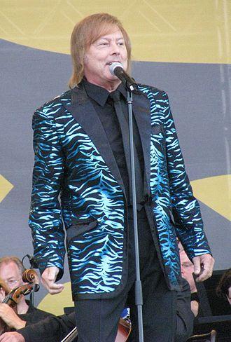 Danny (Finnish singer) - Image: Danny in Pori 2008