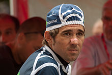 David Arroyo - Critérium du Dauphiné 2012 - Prologue.jpg