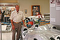 David Hobbs in Indy Museum.jpg
