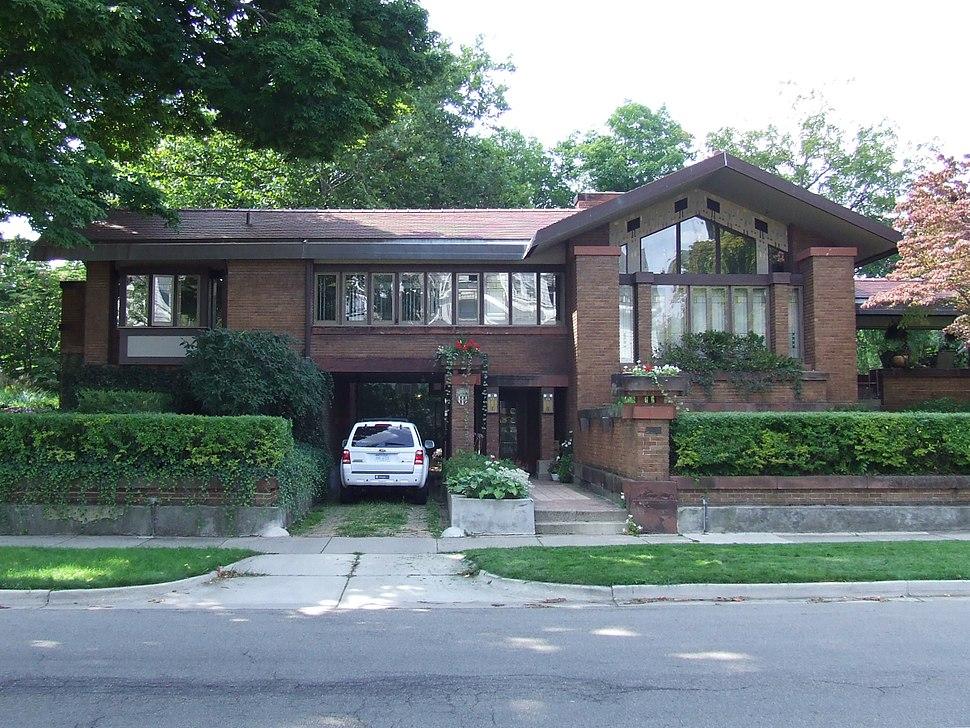 David M. Amberg House, 2009