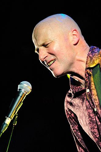 David Rhodes (guitarist) - David Rhodes in 2010