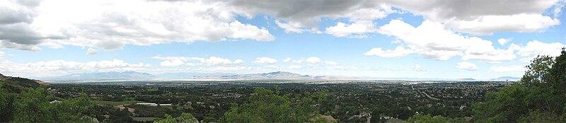 Davis County Panorama