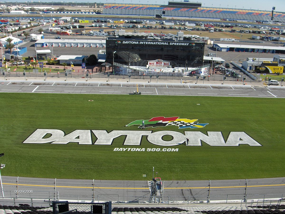 Daytona International Speedway Wikipedia Den Frie