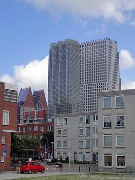 De kroon woontoren wikipedia for Haag wonen koopwoningen