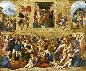 Massacre of the Innocents in Bethlehem