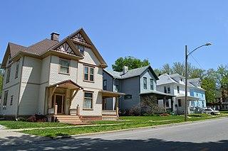 Decatur Historic District United States historic place