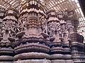 Decoration inside Jain Temple in Jaisalmer's Fort.jpg